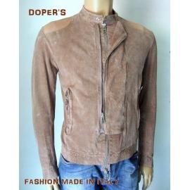 Leather jacket for men model Custom