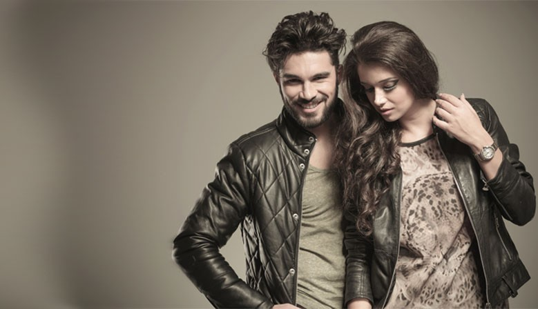 leather clothing for men and women