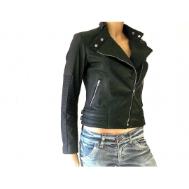 Leather Jacket Women's Amanda