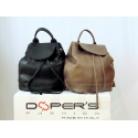 Borsa zaino in pelle donna modello Simple Girl