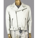 Leather Jacket for men model Chiodo x-141