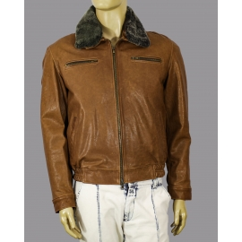 Leather jacket for men Model Fury