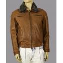 Leather jacket for men Model Fury