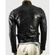 Leather jacket man Mod.  Raf