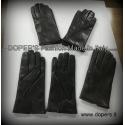 Leather gloves for man model Toronto
