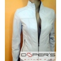 Leather jacket for women model Mary J. New
