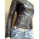 Giacca in Pelle Donna Modello Lory