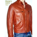 Leather jacket for men model Pitti