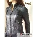 Leather jacket for women Model Desirè