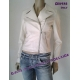 Giacca in Pelle Donna Modello Adelaide