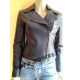 Giacca in Pelle Donna Modello Nicky