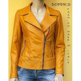 Leather jacket for women model Kimberly