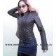 Giacca in Pelle Donna Modello Sophie