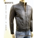 Leather jacket for men model Geoge x45
