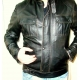 Leather Jacket for men model Ned