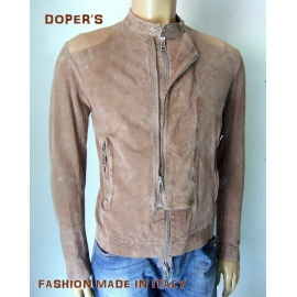 Leather jacket for men model Custom