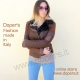 Shearling Leather Jacket Woman Model Chiodo X 145