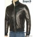 leather jacket for men model Bomber Geoge x100