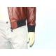 Leather jacket for men model Zac