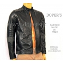 Genuine leather jacket for men model Erman