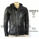 Leather jacket for men , model City Boy