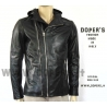 Giacca in Pelle Uomo Mod City Boy