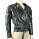 Leather jacket for man,  Mod Alan